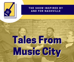 Tales From Music City flyer